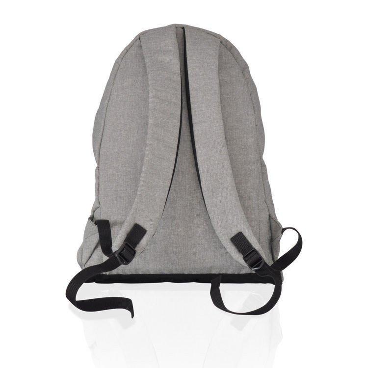 bea028a38f087 Plecak miejski z kieszenią na laptop szary | Plecaki miejskie i sportowe |  Marbo